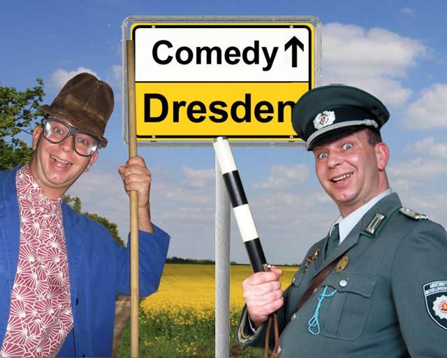 Comedy-Alleinunterhalter, Künstler, Komiker in Dresden