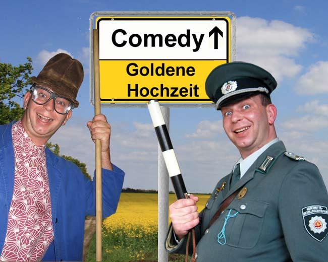 Lustige Einlagen Zur Goldenen Hochzeit Comedy Familienfeierde