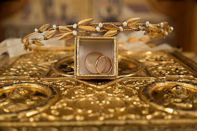 Unterhaltung und Einlagen zur Goldenen Hochzeit