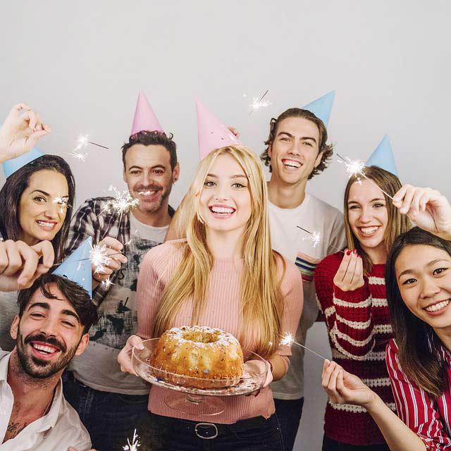 Ideen für Familienfeiern