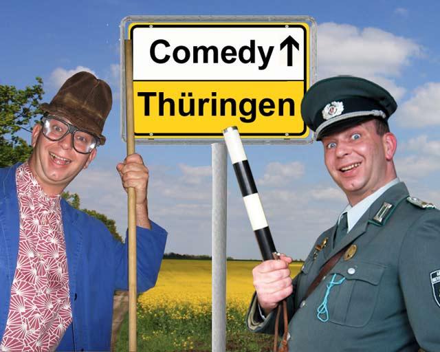Komiker und Alleinunterhalter in Thüringen
