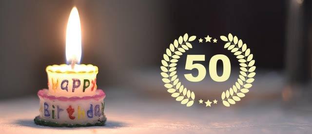 Comedy, Einlagen und Unterhaltung zum 50. Geburtstag