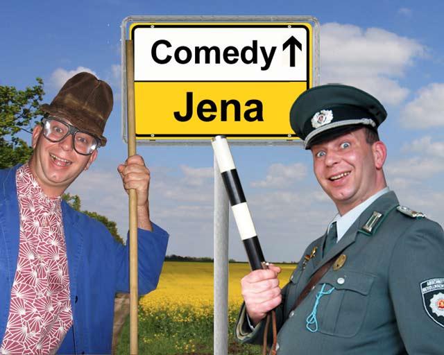 Comedy-Künstler und Komiker in Jena für Familienfeiern