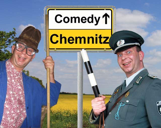 Komiker und Comedy-Alleinunterhalter in Chemnitz und Umgebung
