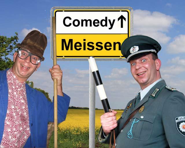 Comedian, Humorist, Komiker in Meissen