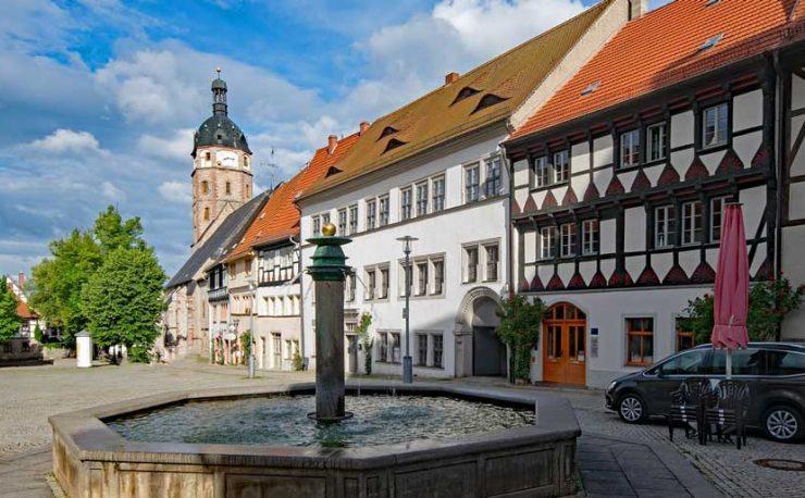 Alleinunterhalter und Komiker in Sangerhausen für Familienfeiern