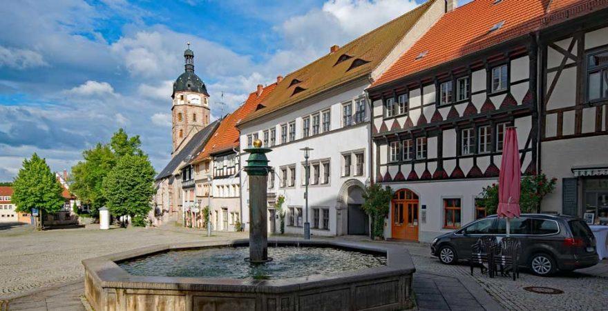 Familienfeiern mit Komiker und Alleinunterhalter in Sangerhausen
