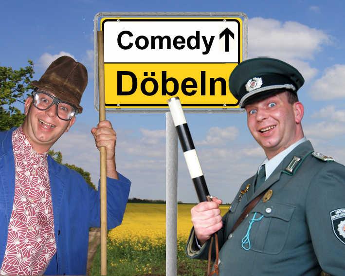Comedykünstler und Kabarettisten in Döbeln buchen