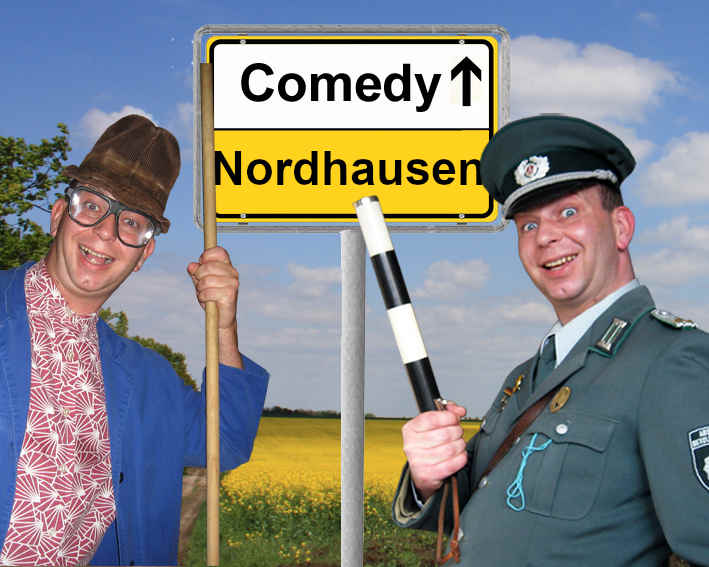 Komiker und Comedy Alleinunterhalter in Nordhausen