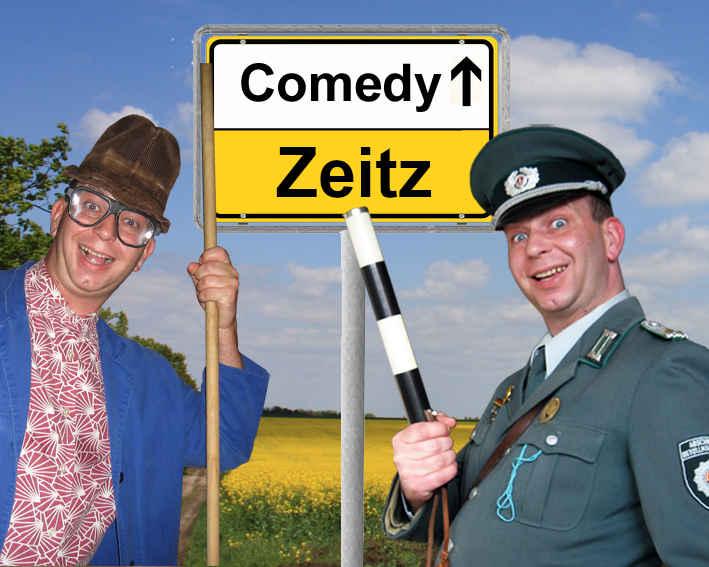 Comedian und Kabarettist in Zeitz für Familienfeste