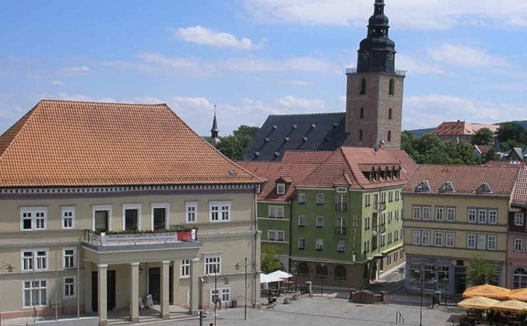 Comedian und Comedykünstler in Sondershausen für Familienfeiern