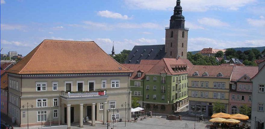 Komiker, Comedykünstler, Alleinunterhalter in Sondershausen